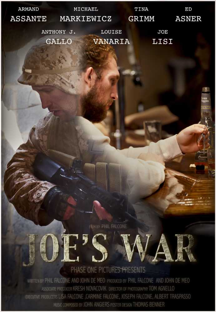 Joe's War (2017) English HDRip 950MB