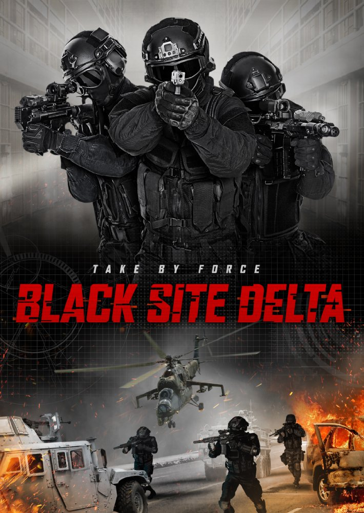 Black Site Delta 2017 English 720p WEBRip 700MB