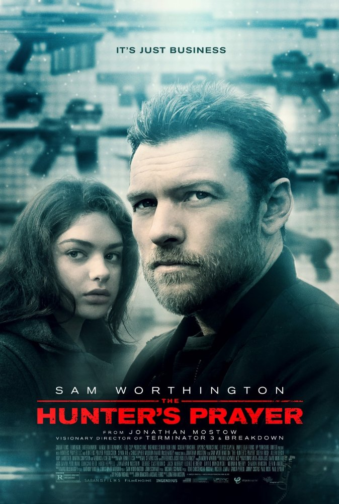 Hunter's Prayer (2017) English HDRip 700MB