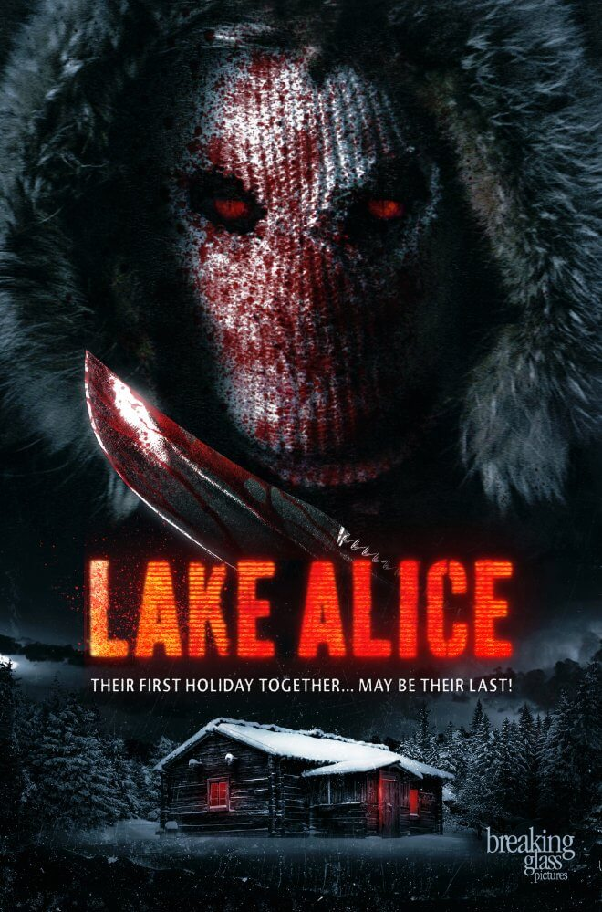 Lake Alice (2017) English HDRip 450MB
