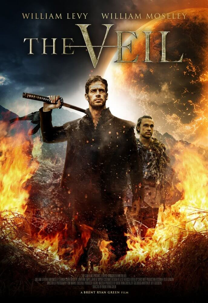 The Veil (2017) English HDRip 720p