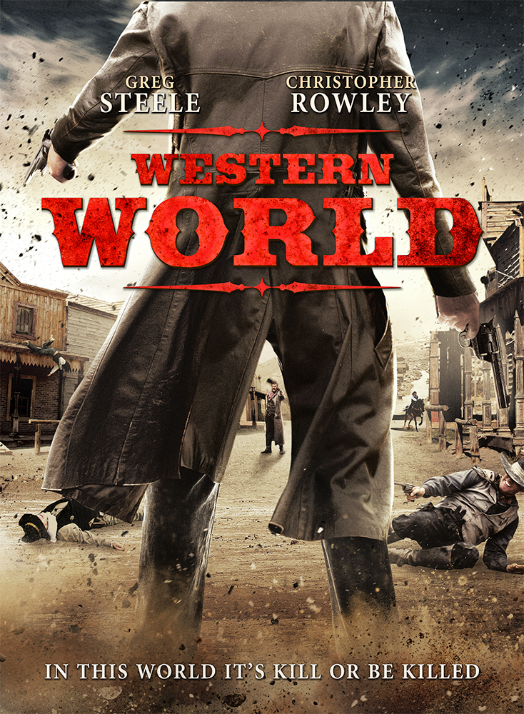 Western World (2017) English 480p HDRip 400MB