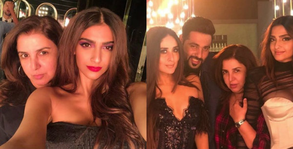 Kareena Kapoor Khan, Sonam Kapoor and Badshah are 'Killing it' with Farah Khan for Veere Di Wedding