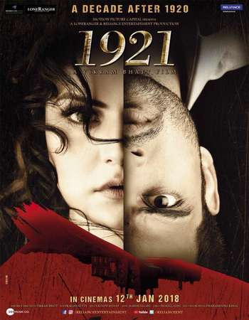 1921 2018 Hindi 180MB DVDRip HEVC Mobile ESubs