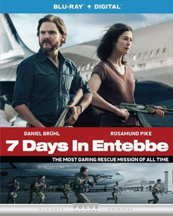 7 Days in Entebbe 2018 English 480p BRRip 200MB ESubs