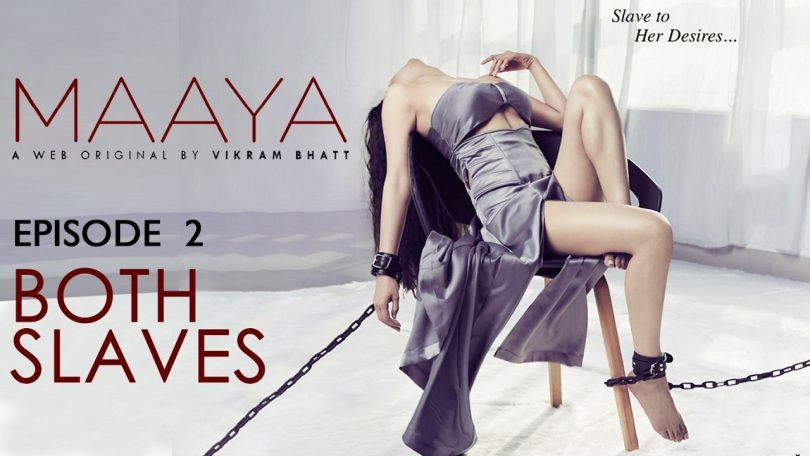 Maaya Season 02 Complete Hindi 720p HDRip 900MB