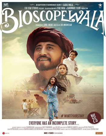 Bioscopewala 2018 Hindi 400MB HDRip 720p HEVC