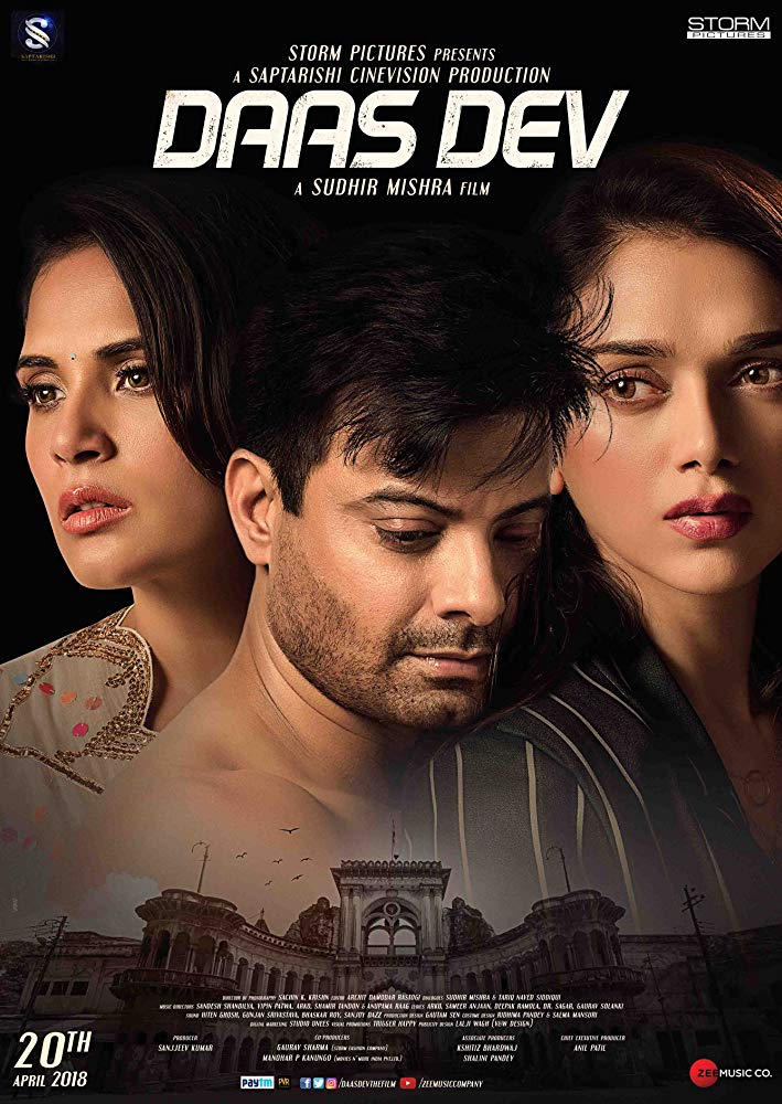 Daas Dev 2018 Hindi 480p HDRip 300MB