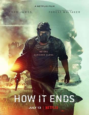 How It Ends 2018 English 350MB WEBRip 480p