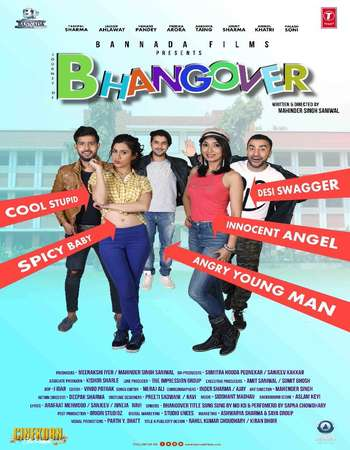 Journey Of Bhangover 2018 Hindi 250MB DTHRip 480p