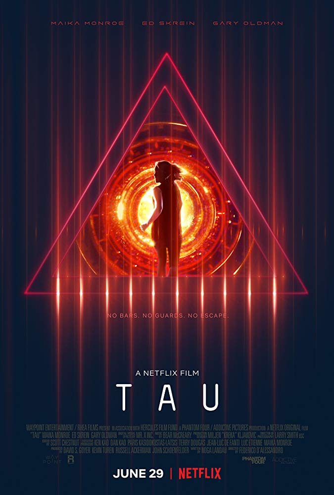 Tau 2018 English 480p WEB-DL 350MB ESubs