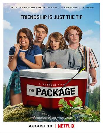 The Package 2018 English 200MB WEBRip 480p MSubs