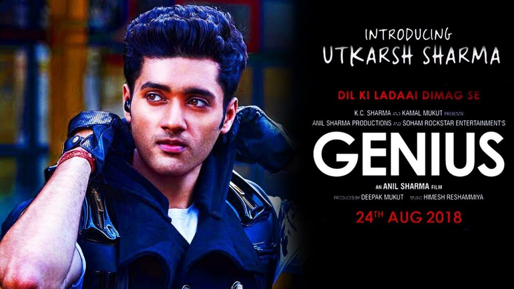 Genius (2018) Hindi Watch Full Movie Online